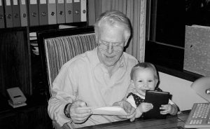 1996_olle-with-his-first-grandchild-laila-3cc7a8c4